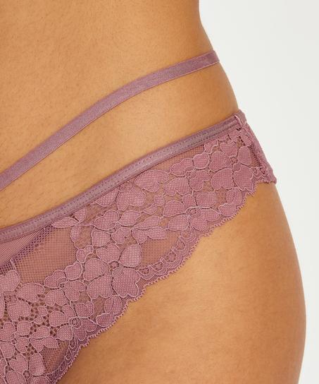 Isabelle Brazilian, Purple