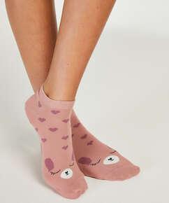 2 Pairs Of Socks, Pink