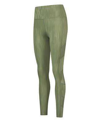 HKMX High waisted sport legging Mojave, Green