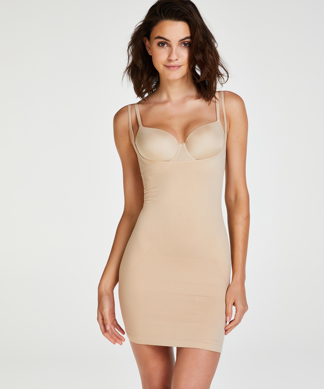 Firming dress - Level 2, Beige, main