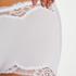 Secret Lace maxi rio briefs, White