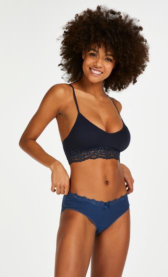 Brazilian cotton, Blue
