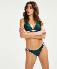 Pinewood Rio bikini bottoms, Green