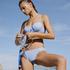 Bikini bottoms Rio Scallop, Blue