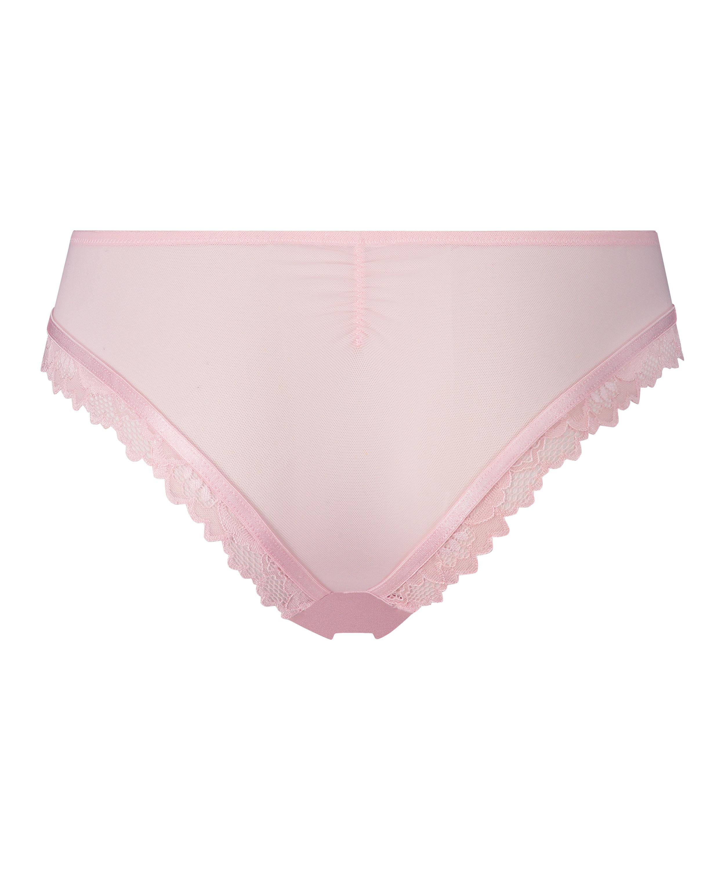 Yvonne Brazilian shorts, Pink, main