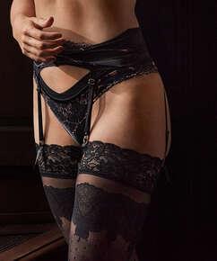 Maria Suspenders, Black