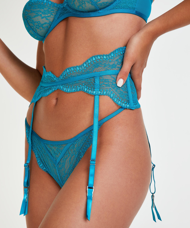 Isabelle Suspenders, Blue, main