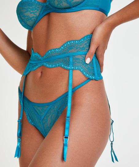 Isabelle Suspenders, Blue
