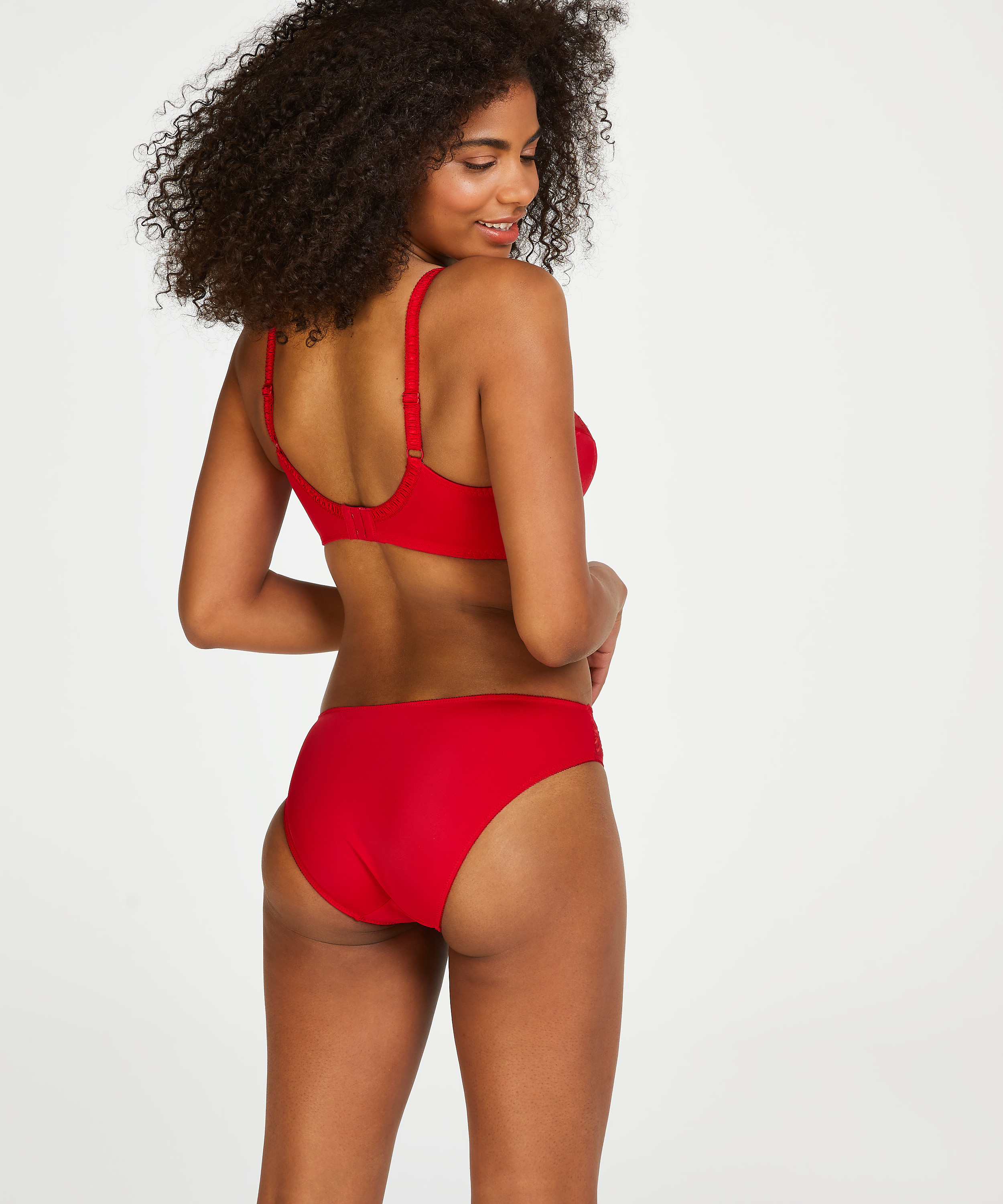 Diva knickers, Red, main