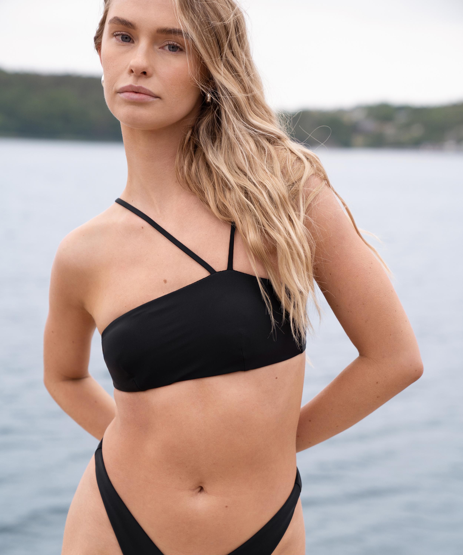 Bandeau bikini top HKM x NA-KD, Black, main