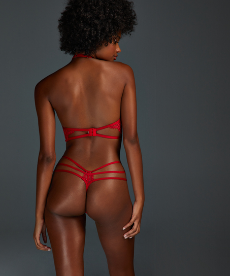 Evey thong, Red