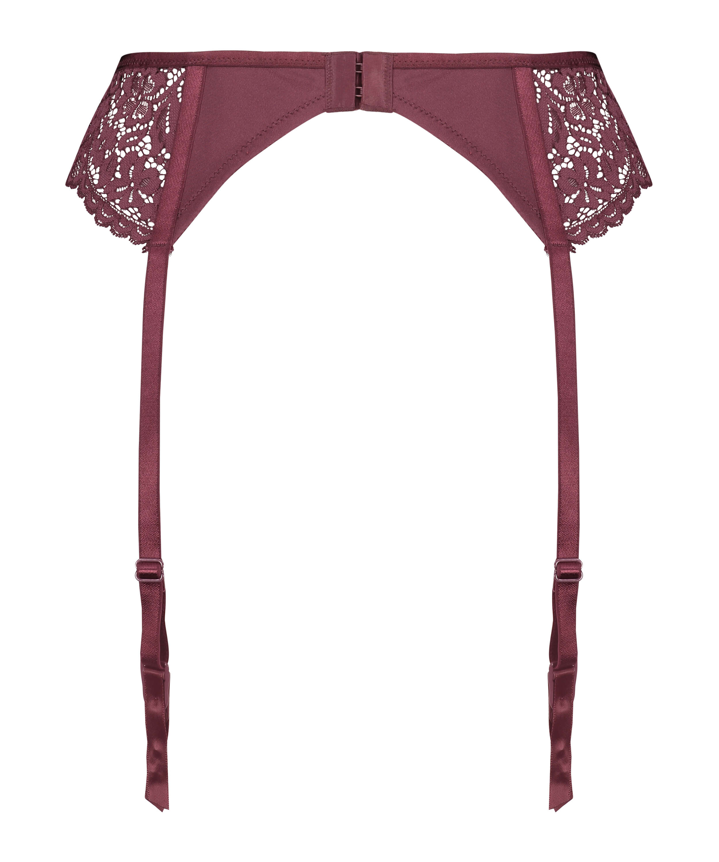 Rose Suspenders, Red, main