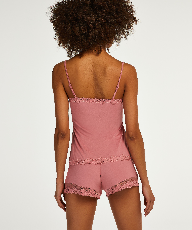 Pajama Set, Pink, main