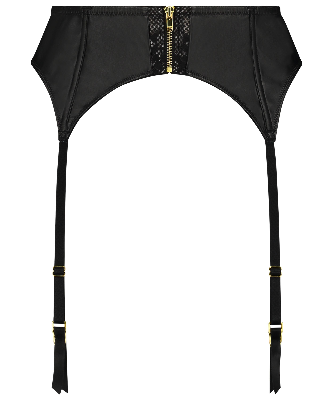 Talia Suspenders, Black, main