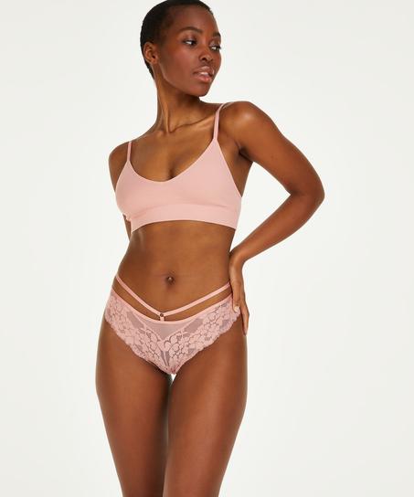 Isabelle Brazilian, Pink