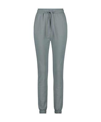 Sweat French Petite Jogging Pants, Green