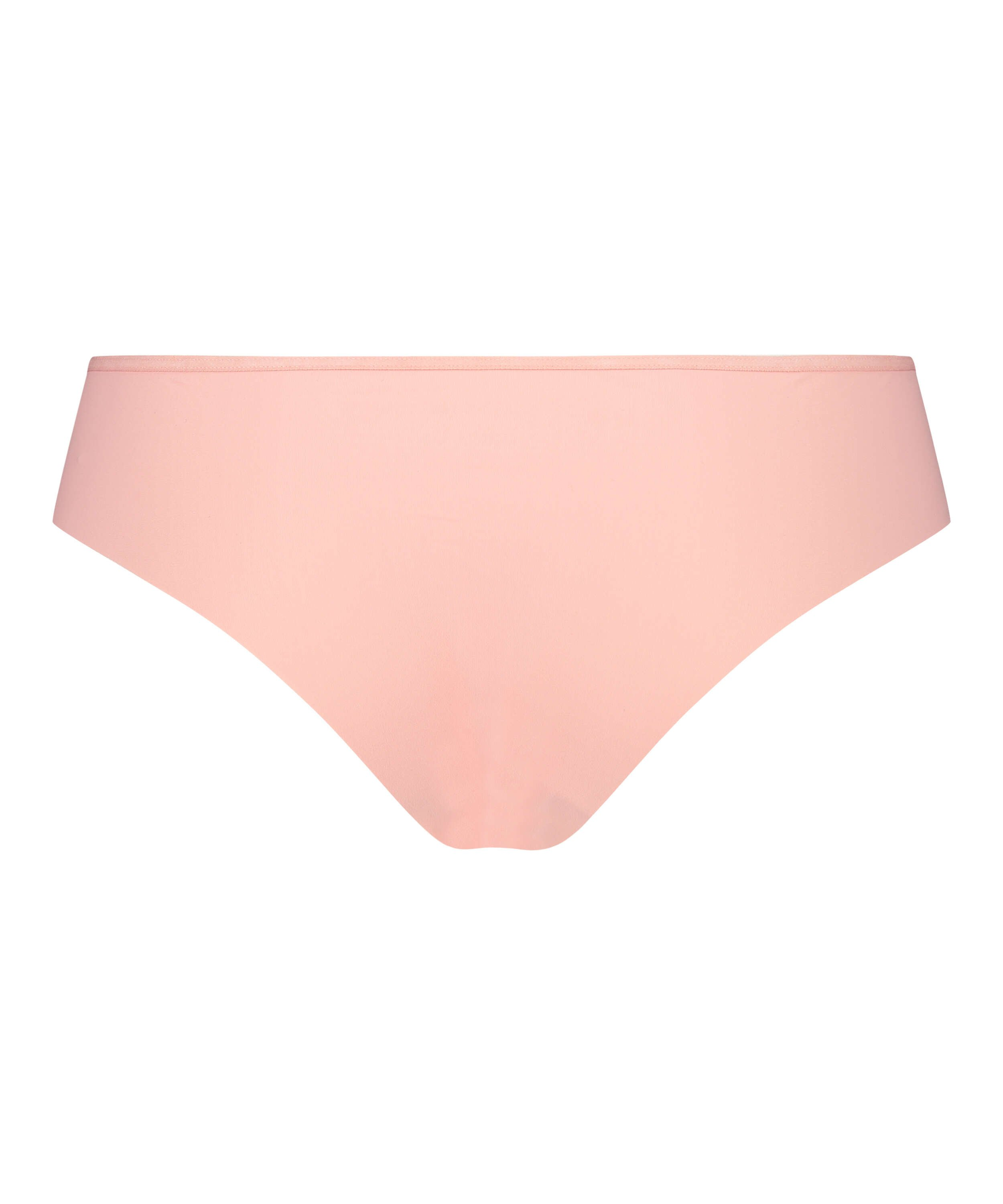 Invisible Brazilian Stripe mesh, Pink, main
