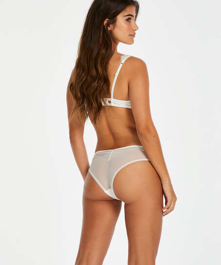 Latisha Brazilian, White