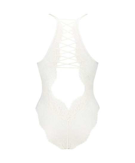 Cardi body, White