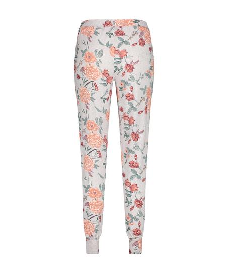 Tall Jersey Sage pyjama bottoms, Grey