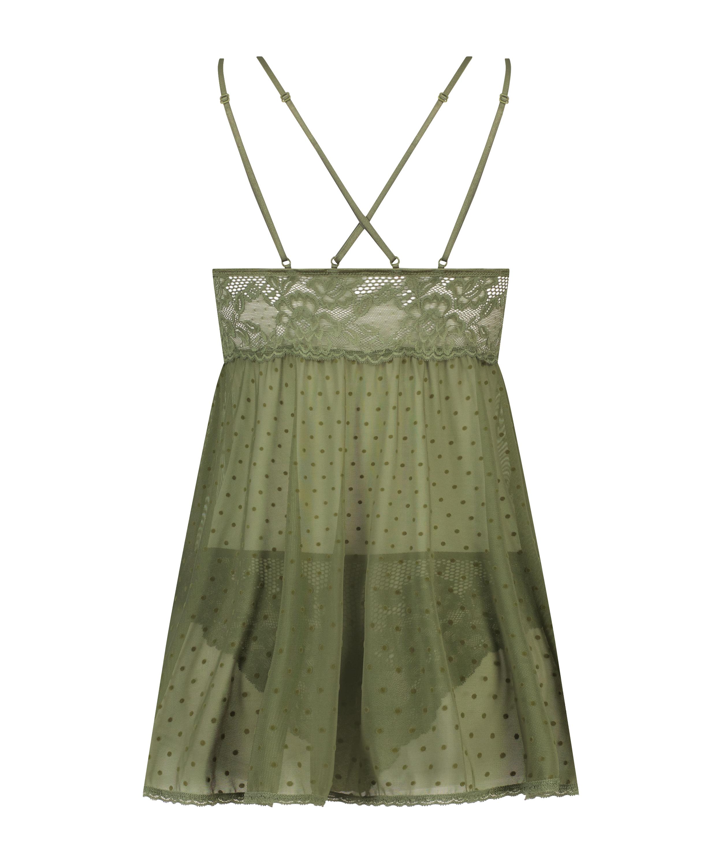 Beatriz Babydoll, Green, main