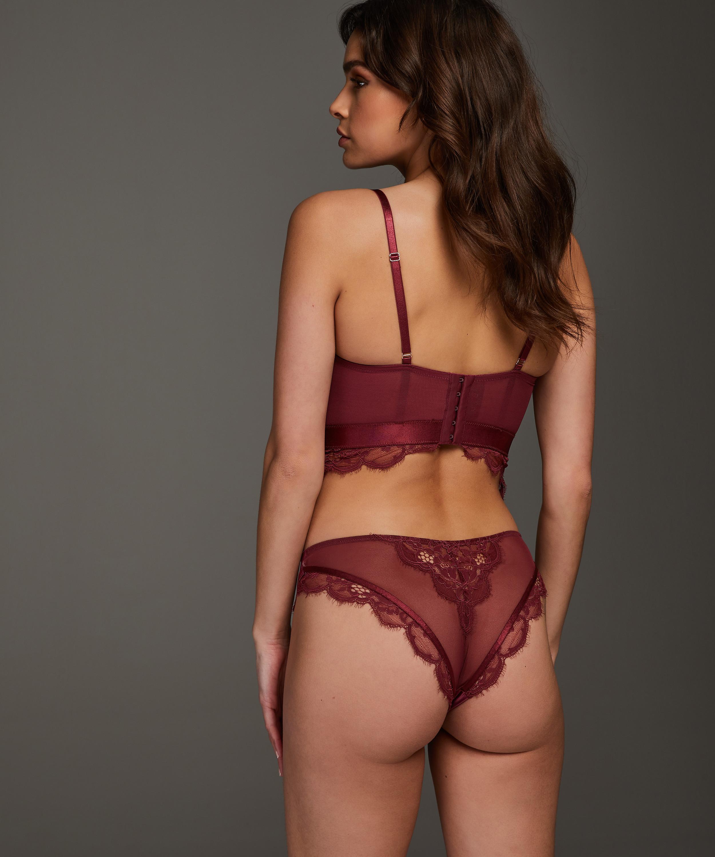 Heather Brazilian, Red, main