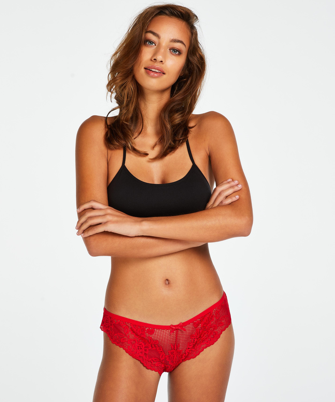 Bianca Brazilian, Red, main