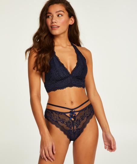 Annie Brazilian, Blue