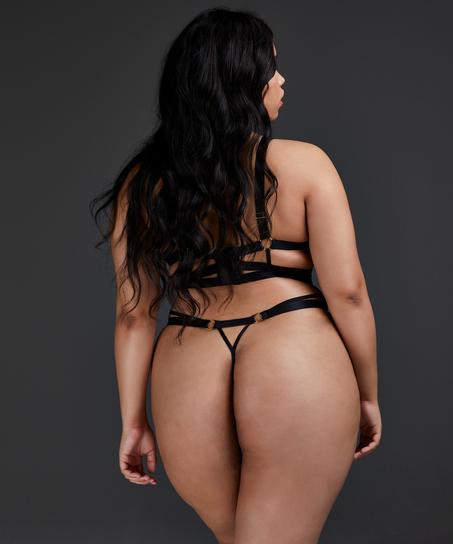 Sadie thong, Black
