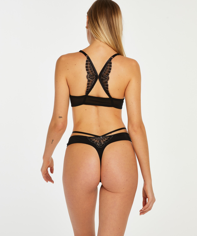 Coco thong, Black, main