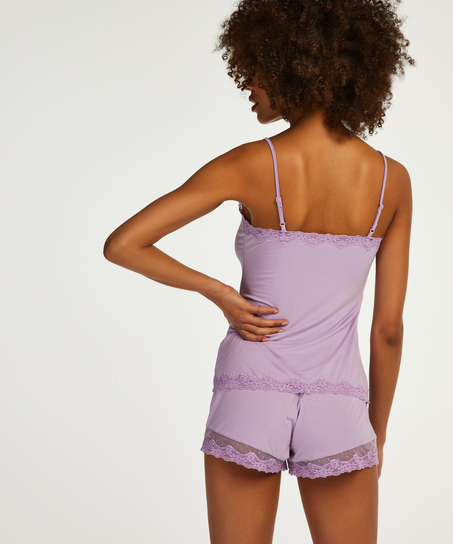 Pajama Set, Purple