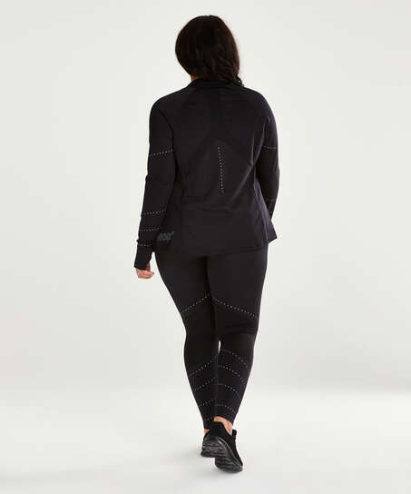 HKMX Run Baby Run Jacket, Black