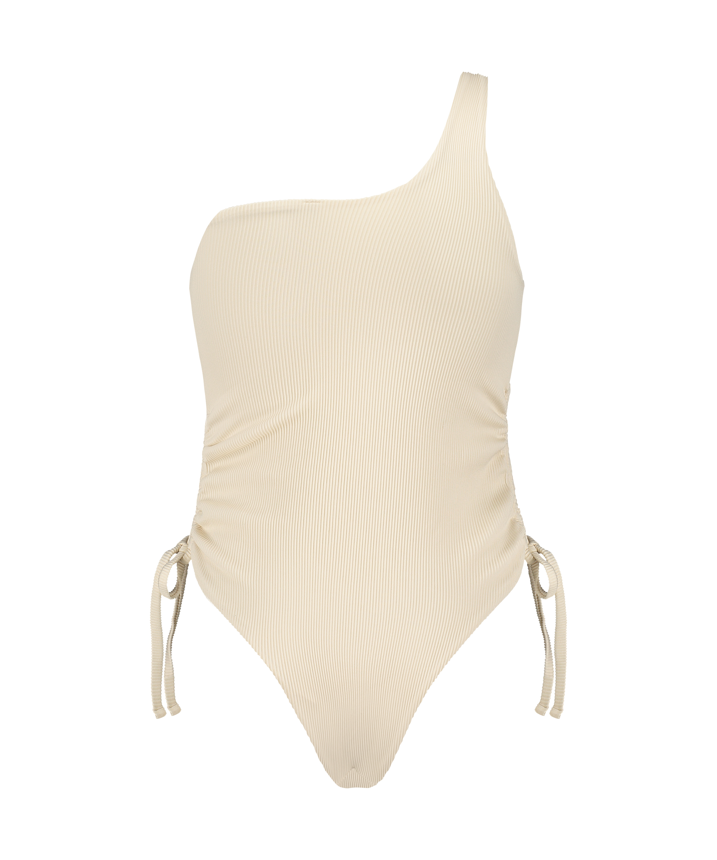 Swimsuit HKM x NA-KD, White, main