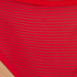 Invisible thong Stripe mesh , Red