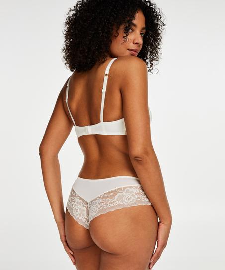 Maya Brazilian, White