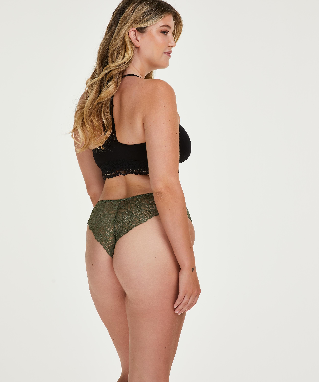 Brazilian Rosie, Green, main