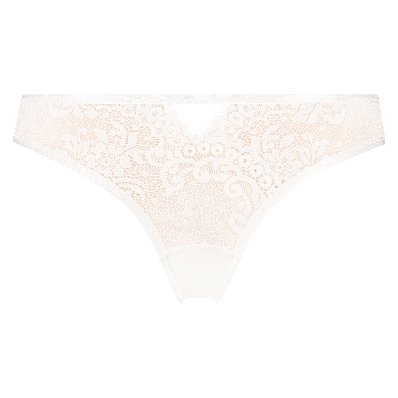 Cardi thong, White, main