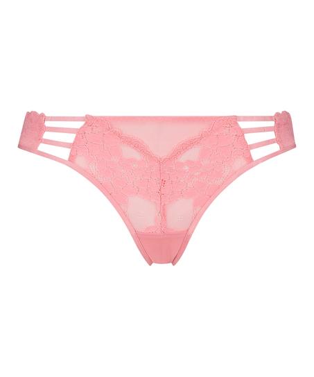 Briana thong, Pink
