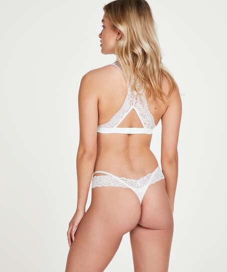 Bralette Alexis, White