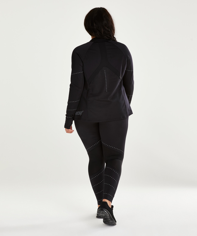 HKMX Run Baby Run Jacket, Black, main