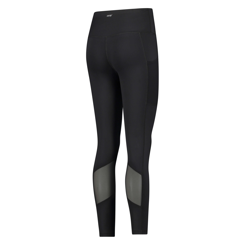 HKMX Oh My Squat High Waisted Leggings, Black, main
