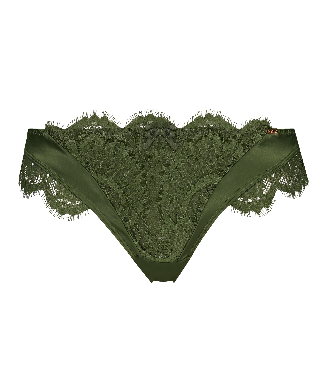 Hannako Brazilian, Green, main