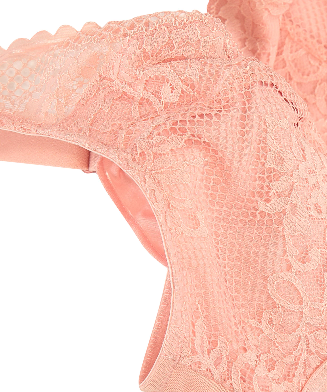 Morgan prosthetic underwireless bra, Pink, main