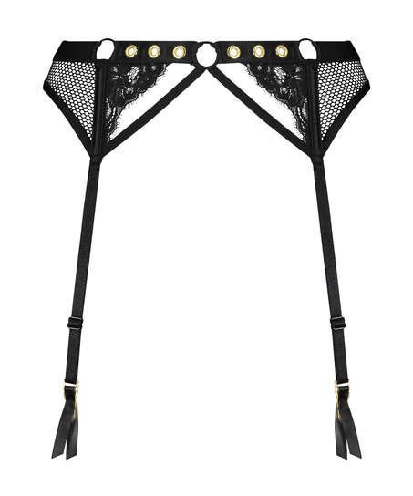 Sadie Private Suspenders, Black
