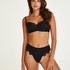 Amalia non-padded underwired bra, Black