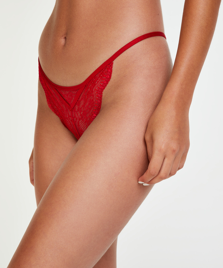 Thong Isabelle, Red