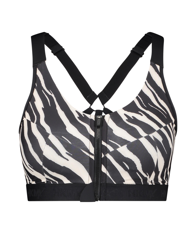 HKMX Sports bra The Pro Level 3, Pink, main