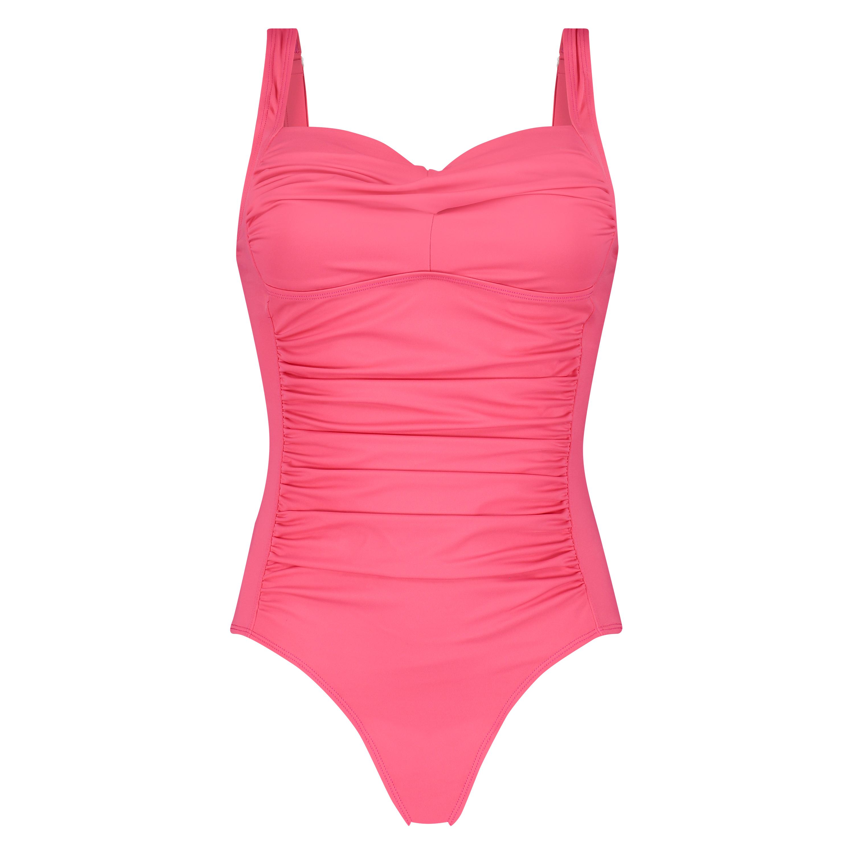 Sunset Dreams Ocean swimsuit, Pink, main