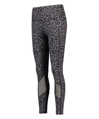 HKMX Oh My Squat High Waisted Leggings, Grey