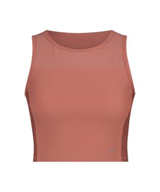HKMX Cropped tank top, Pink